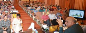 Bolan Medical College delegation visits PU