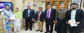 PU researchers won 2 PAAPAM Innovation Awards 2018