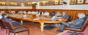 PU VC promotes 18 junior clerks as senior clerks