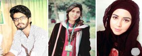PU students selected for US scholarship