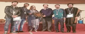 PU students win team trophy in All Pakistan Music Conference