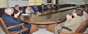 PU VC chairs meeting