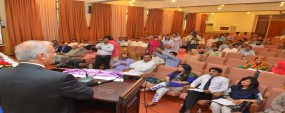 Auditors can ensure transparency: PU VC